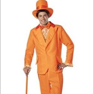Orange Dumb & Dumber Lloyd Halloween Costume